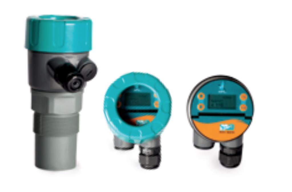 Cảm biến đo mức nước Silo - Tank - Model MWB1A