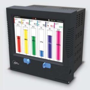 Bộ lưu nhiệt độ và áp suất OMR700
