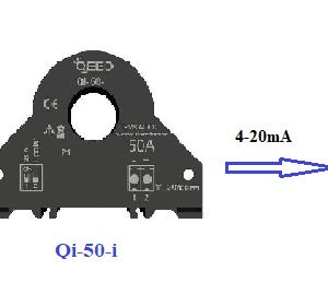 Ứng dụng biến dòng Qi-50-i