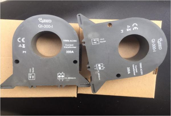 Bộ chuyển dòng AC sang 4-20mA mã Qi-300-i