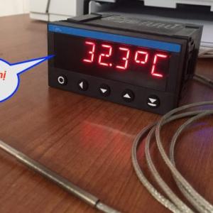 Bộ hiển thị nhiệt độ Pt100 - OM 402UNI