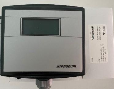 PEL-N Cảm biến chênh áp khí có màn hình
