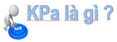 Đơn vị áp suất KPa là gì? Đổi sang đơn vị Pascal bằng bao nhiêu