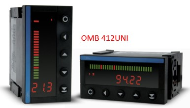 Bộ hiển thị mức nước OMB 412UNI