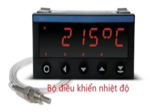 Bộ điều khiển - hiển thị nhiệt độ