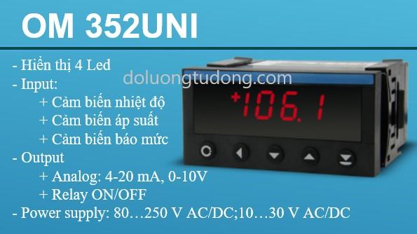 Bộ điều khiển - hiển thị OM352UNI