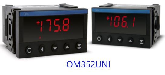 OM352UNI Bộ hiển thị nhiệt độ