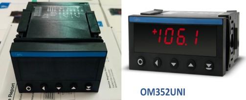 Màn hình hiển thị áp suất OM352UNI