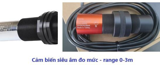 cảm biến siêu âm ech203