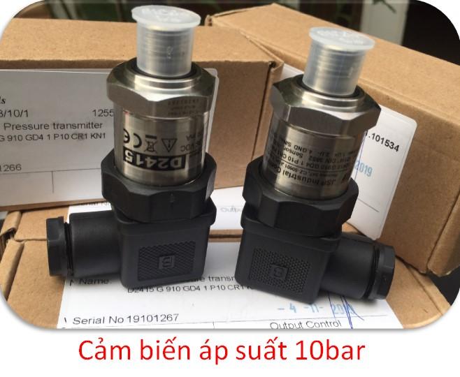 Cảm biến áp suất 0-1Mpa - 10Bar